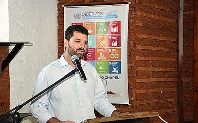 Secretário de Meio Ambiente e Desenvolvimento Sustentável, Roque Fraga