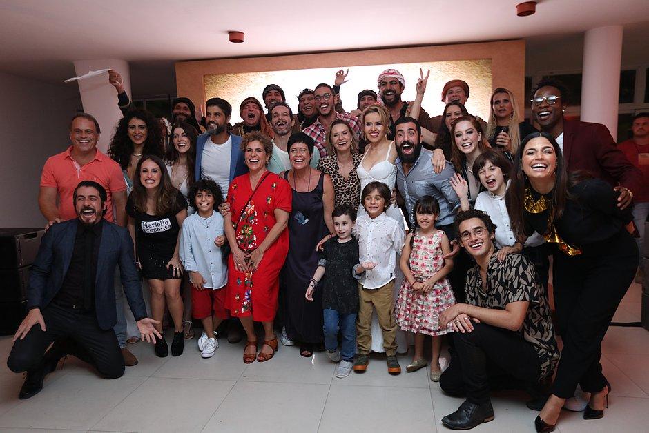 Globo lança Órfãos da Terra com imersão no mundo oriental