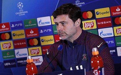 Mauricio Pochettino, técnico do PSG
