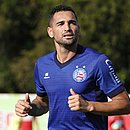 Recuperado de desgaste muscular, Gilberto reforça o Bahia contra o Fluminense