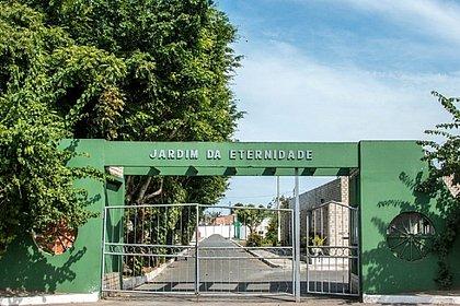 Cemitério Jardim da Eternidade é o maior do município localizado na região metropolitana de Salvador