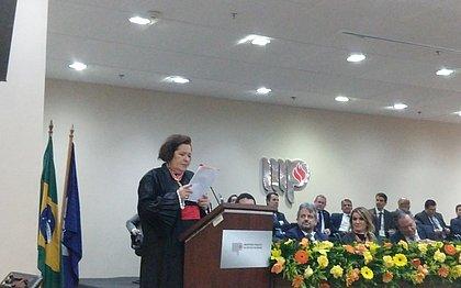Nova procuradora-geral da Bahia toma posse: 'vamos trabalhar para o povo'