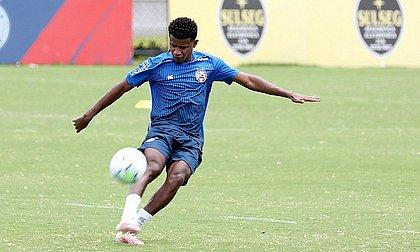 Ramires fez apenas três jogos após o retorno ao Bahia e não vinha sendo utilizado por Mano