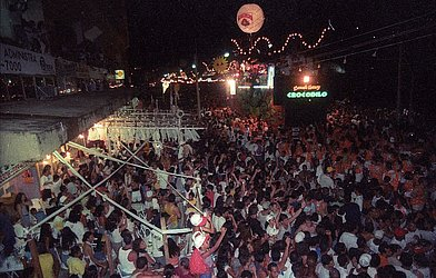 Crocodilo no Carnaval 1994
