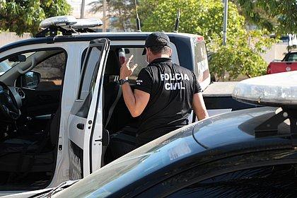 Homem é preso em cidade baiana após ameaça de matar família e explodir casa