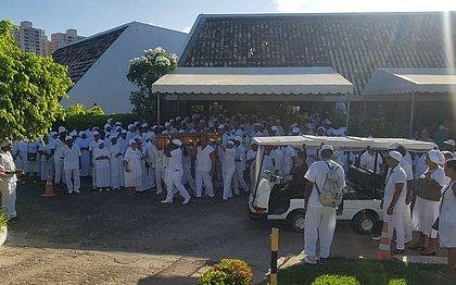 Cerimônia emocionou filhos e filhas de santo