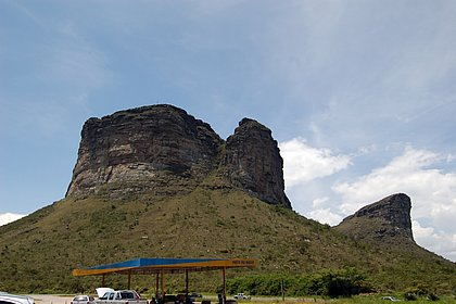 Morro do Pai Inácio é um dos patrimônios geológicos