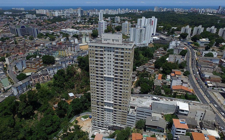 Novos empreendimentos, como o Allegri, vem transformando  o Cabula, que  está entre os seis bairros mais cobiçados para morar em Salvador