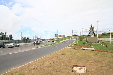 Avenida Mãe Stella de Oxóssi