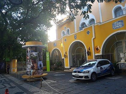 Icba fecha após anúncio de protesto contra exposição 'Cu é lindo'