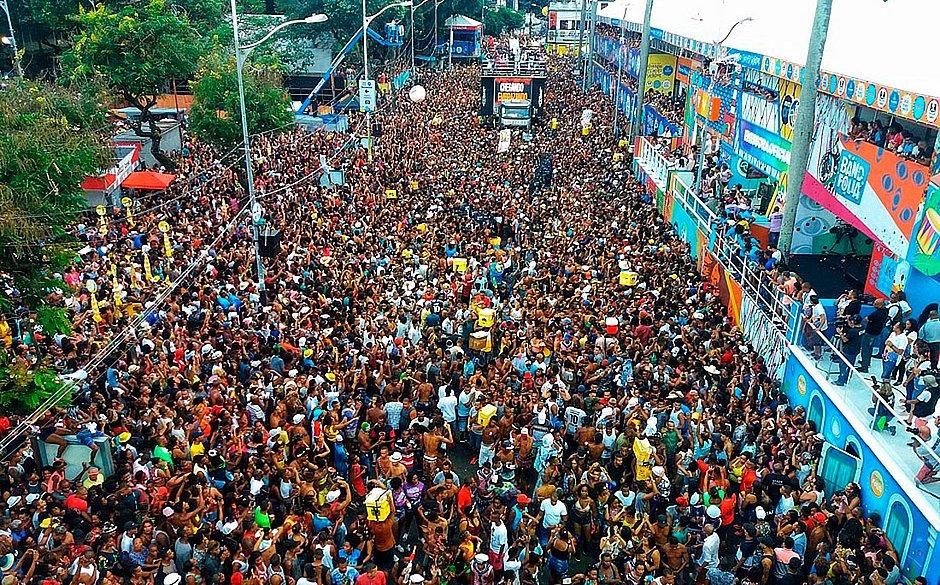 Carnaval só acontecerá se houver 'ambiente de total segurança', diz Neto