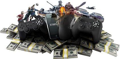 Mercado de games faturou cerca de R$ 600 bilhões em 2020, crescimento de 12% em relação ao ano anterior