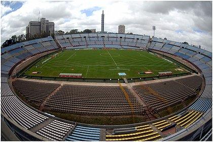 Estádio Centenário costuma receber jogos da seleção uruguaia