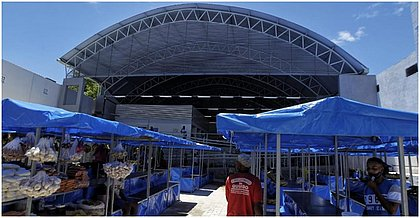 Prefeitura entrega mercado municipal para 64 vendedores de São Cristóvão