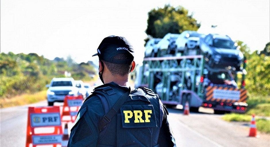 Com reforço e ações estratégicas, PRF inicia Operação Finados nessa sexta (30)