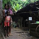 Comunidade que vive no quilombo descende de negros que foram escravizados na época colonial em fazendas de cana-de-açúcar