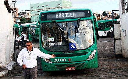 Rodoviários de Salvador anunciam greve de ônibus a partir de quinta (16)