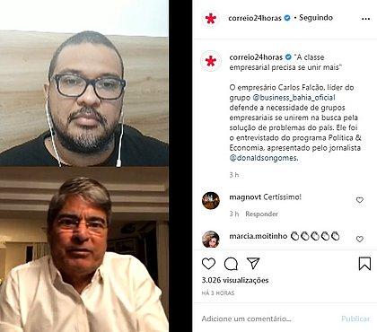 Política & Economia: Governo está priorizando a reforma errada, acredita Carlos Falcão