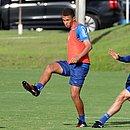 Volantes Pablo e Jonas fazem parte da renovação praticada pelo Bahia na temporada 2021