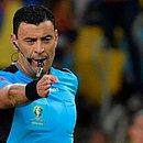 Roberto Tobar, do Chile, apitará o jogo entre Bahia e Nacional-PAR, na Fonte Nova