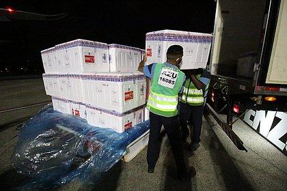 Confira como ficará a situação da Bahia quando as 376 mil doses terminarem