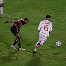 Vitória foi derrotado pelo Inter por 1x0 no Barradão