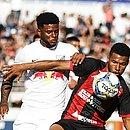 Rafael Carioca enfrentou o Vitória pelo Bragantino
