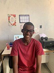 O jovem criou uma vaquinha virtual para conseguir pagar as despesas do primeiro ano de curso