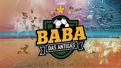Baba das Antigas: Correio promove jogo com ídolos da dupla Ba-Vi
