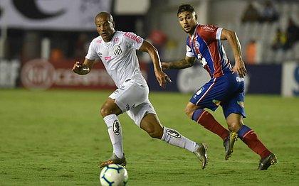 Tricolor não conseguiu desempenhar um bom futebol e voltou a perder na Série A