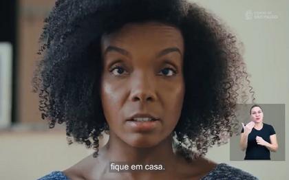 Thelma, do BBB20, faz campanha defendendo isolamento social; assista
