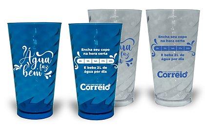 Saúde & Bem Estar: CORREIO encarta copo para estimular a hidratação
