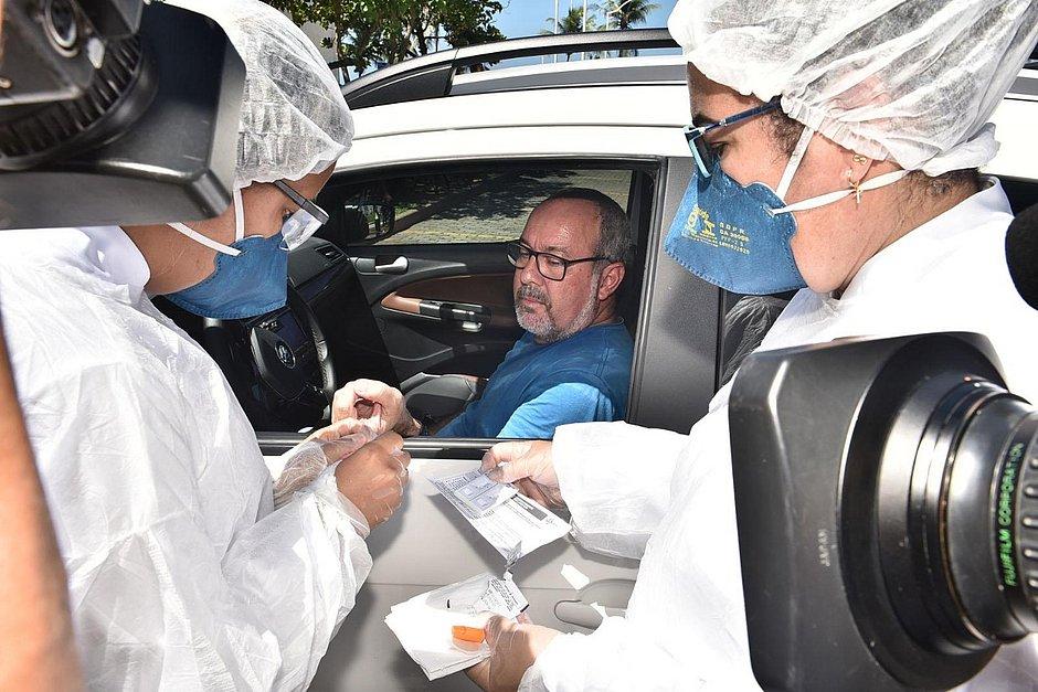 Covid-19 em Salvador: testes rápidos em bairros detectam 84 casos