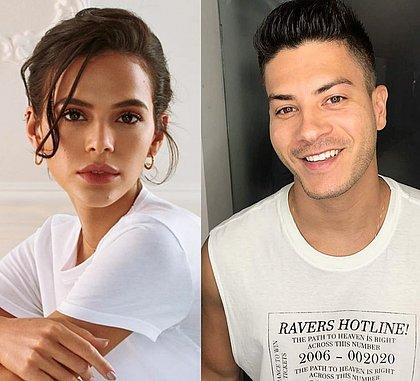 Bruna Marquezine nega ter ficado com Arthur Aguiar: 'Nunca'