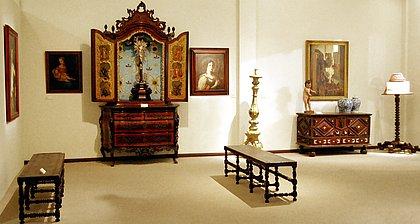 Parte do acervo do Museu de Arte da Bahia etá no Google Arts & Culture