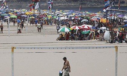 Rio testará marcação de lugar na praia por aplicativo