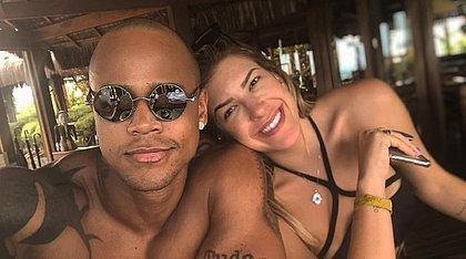 'Temos muito para aprender, mas estamos felizes', diz Lore Improta sobre Léo Santana