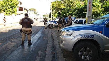 Policiamento está reforçado na região por tempo indeterminado