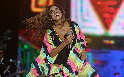Daniela lança disco, canta com Gerônimo e faz homenagens no Virada Salvador