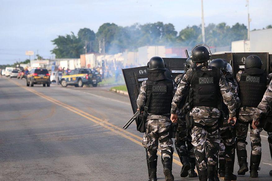 Foto: Alberto Maraux/ Divulgação Polícia Civil