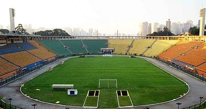 Duelo que seria no Allianz Parque vai ser disputado no Pacaembu