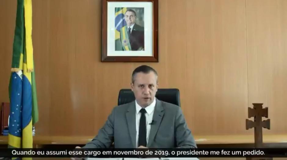 Secretário de Cultura do governo Bolsonaro cita fala de ideólogo nazista