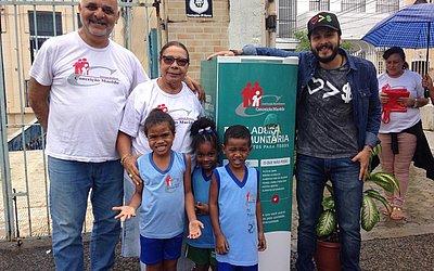 Inauguração nesta segunda-feira (29) movimentou o bairro de Nazaré