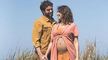 Giselle Itié explica briga após ter gravidez divulgada (Foto: Reprodução)