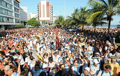 A ocupação média na hotelaria carioca para o Carnaval deve chegar a 85%, superando os 78% registrados no mesmo período do ano passado