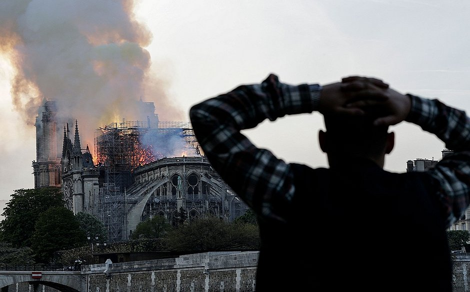 Saiba quem é a brasileira que doou R$ 88 milhões a Notre-Dame 2
