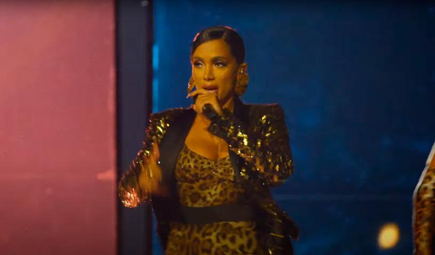 'Anira' de volta: Anitta apresenta Me Gusta no programa de Jimmy Fallon