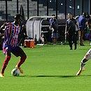 Lateral Douglas Borel marcou um dos gols do Bahia na decisão contra o Vasco