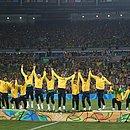 Seleção brasileira masculina foi a campeã nos Jogos Olímpicos do Rio de Janeiro, em 2016