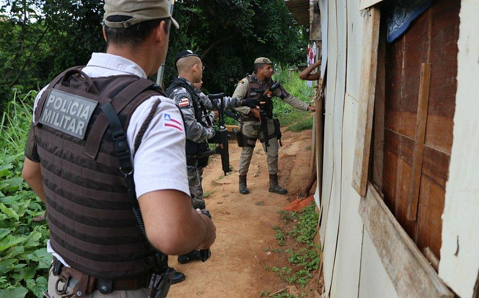 Policiais baianos receberão R$ 40 milhões por redução de mortes no estado
